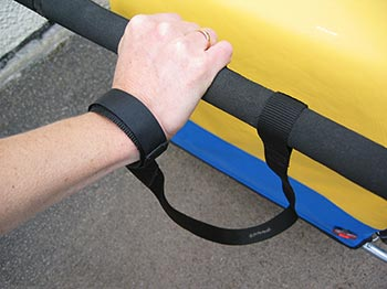 Bicycle Jogger - Safety Strap